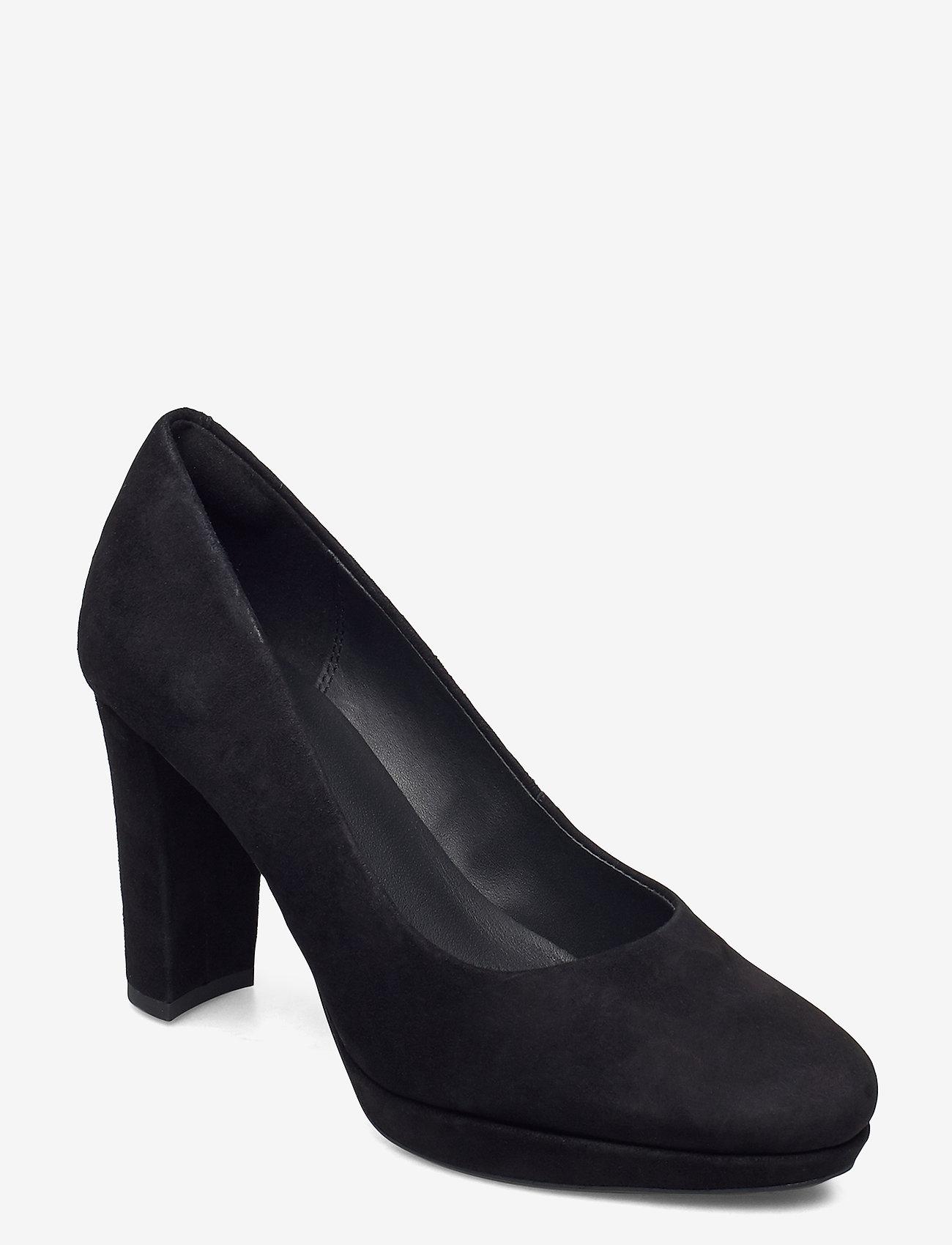 Clarks - Kendra Sienna - klassiske pumps - black sde - 0