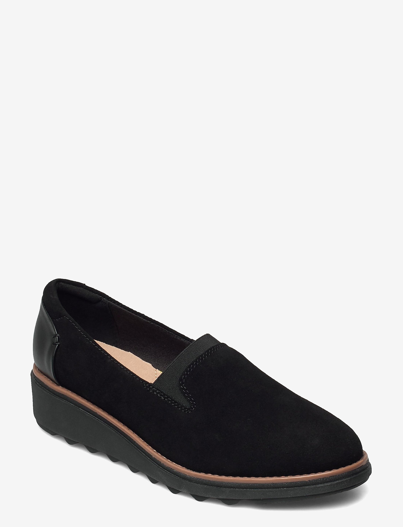Clarks - Sharon Dolly - loafers - black - 0