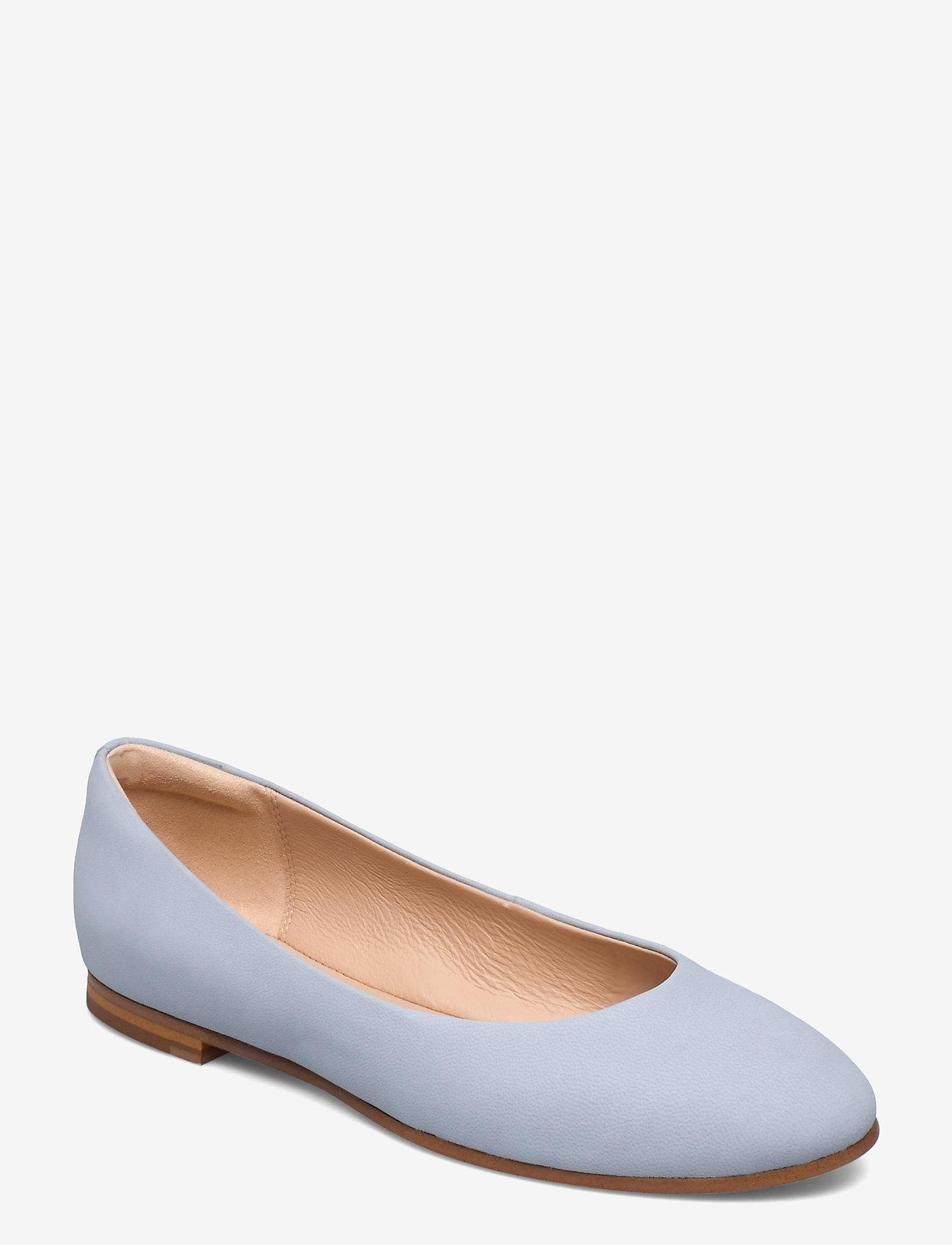 Clarks - Grace Piper - ballerinas - pale blue - 0