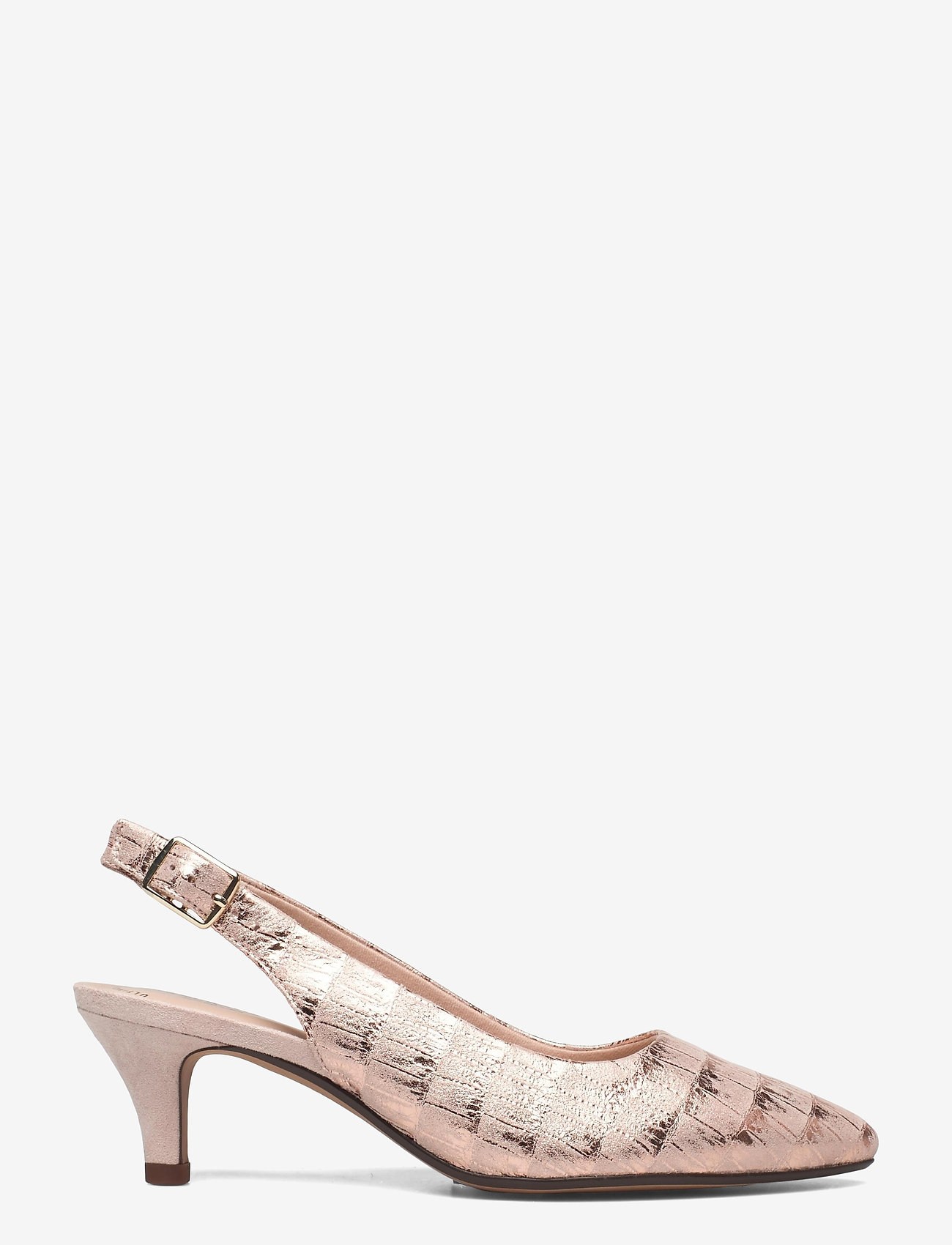 Clarks - Linvale Sondra - sling backs - rose - 1