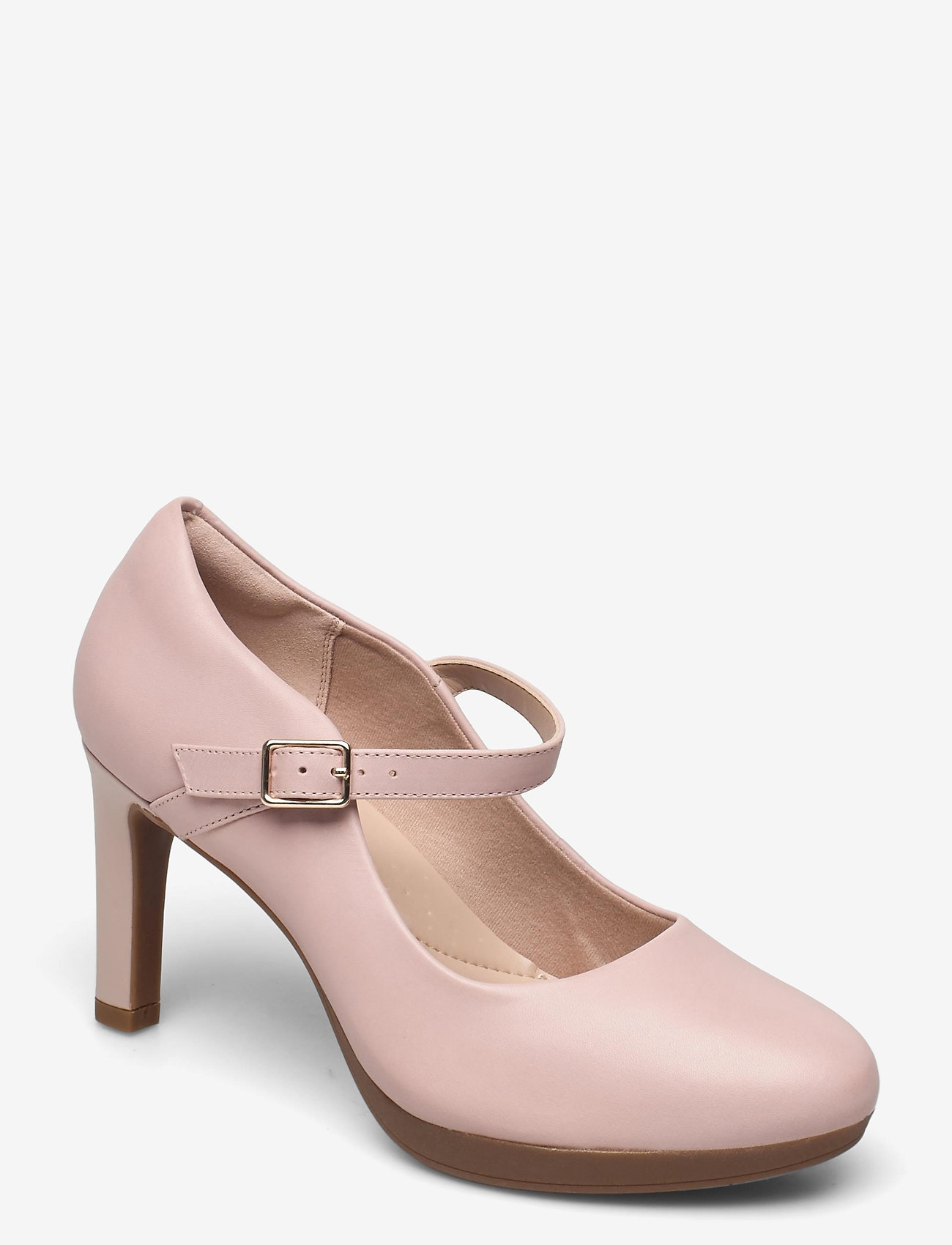 Clarks - Ambyr Shine - klassiska pumps - dusty rose - 0