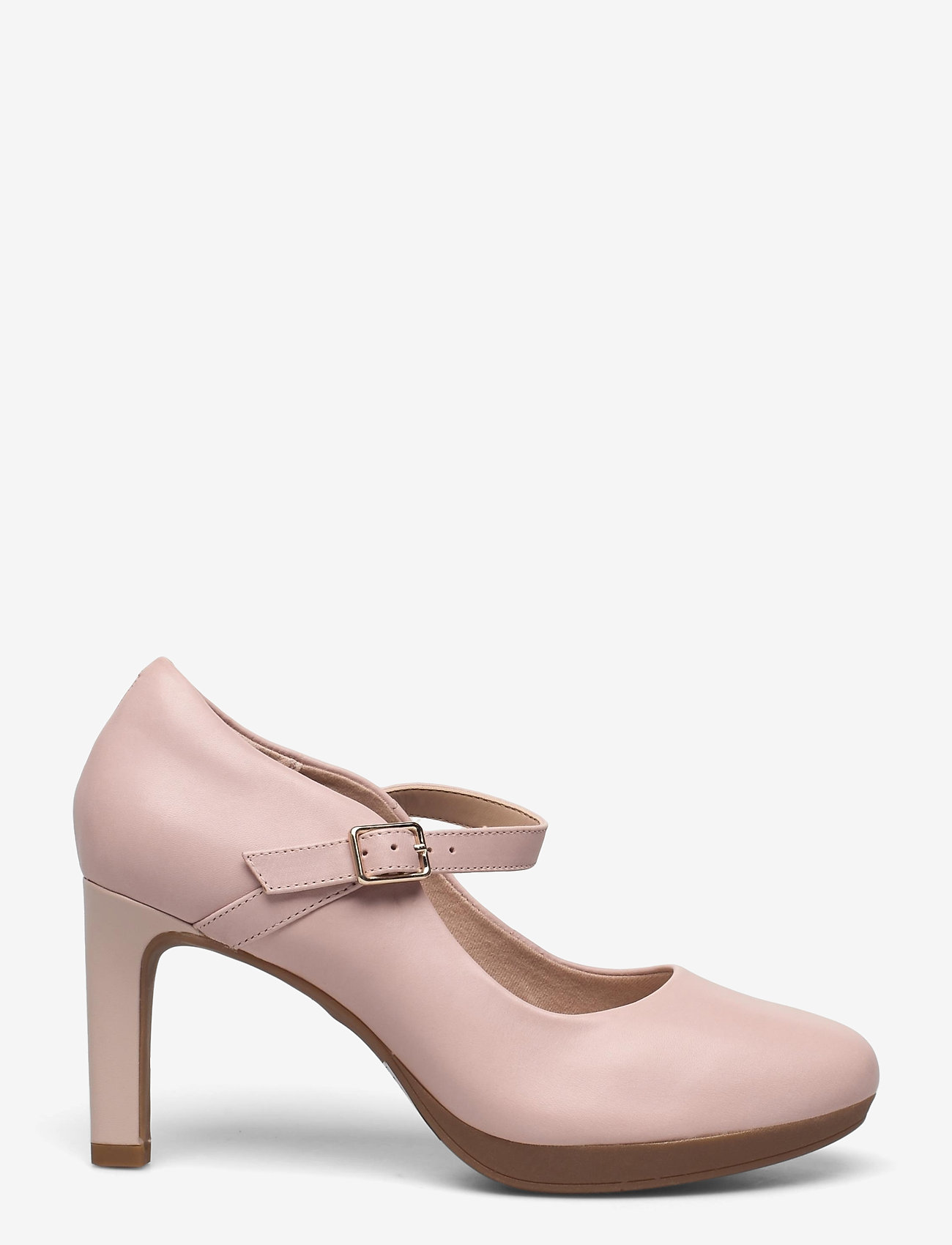 Clarks - Ambyr Shine - klassiska pumps - dusty rose - 1