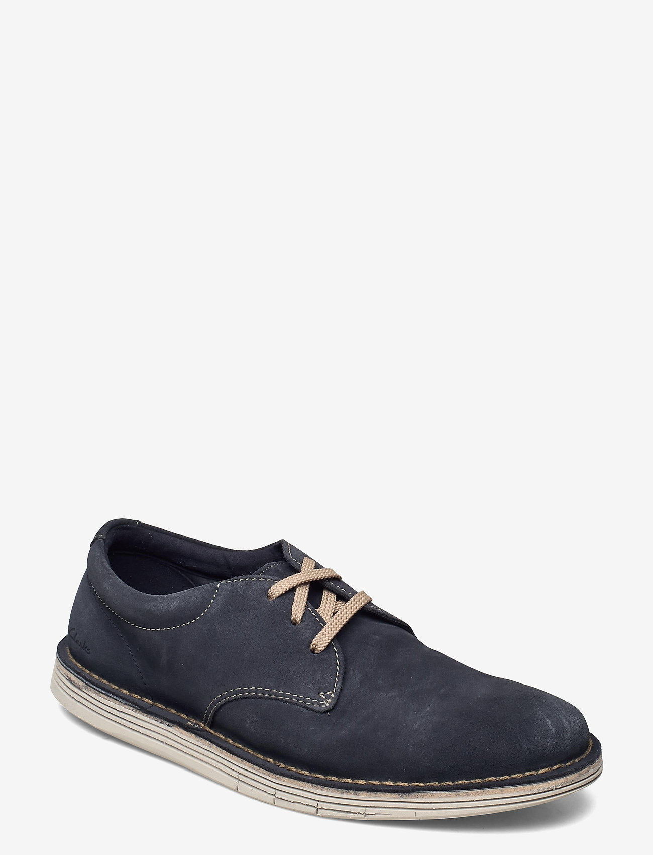 Clarks - Forge Vibe - chaussures lacées - navy - 0