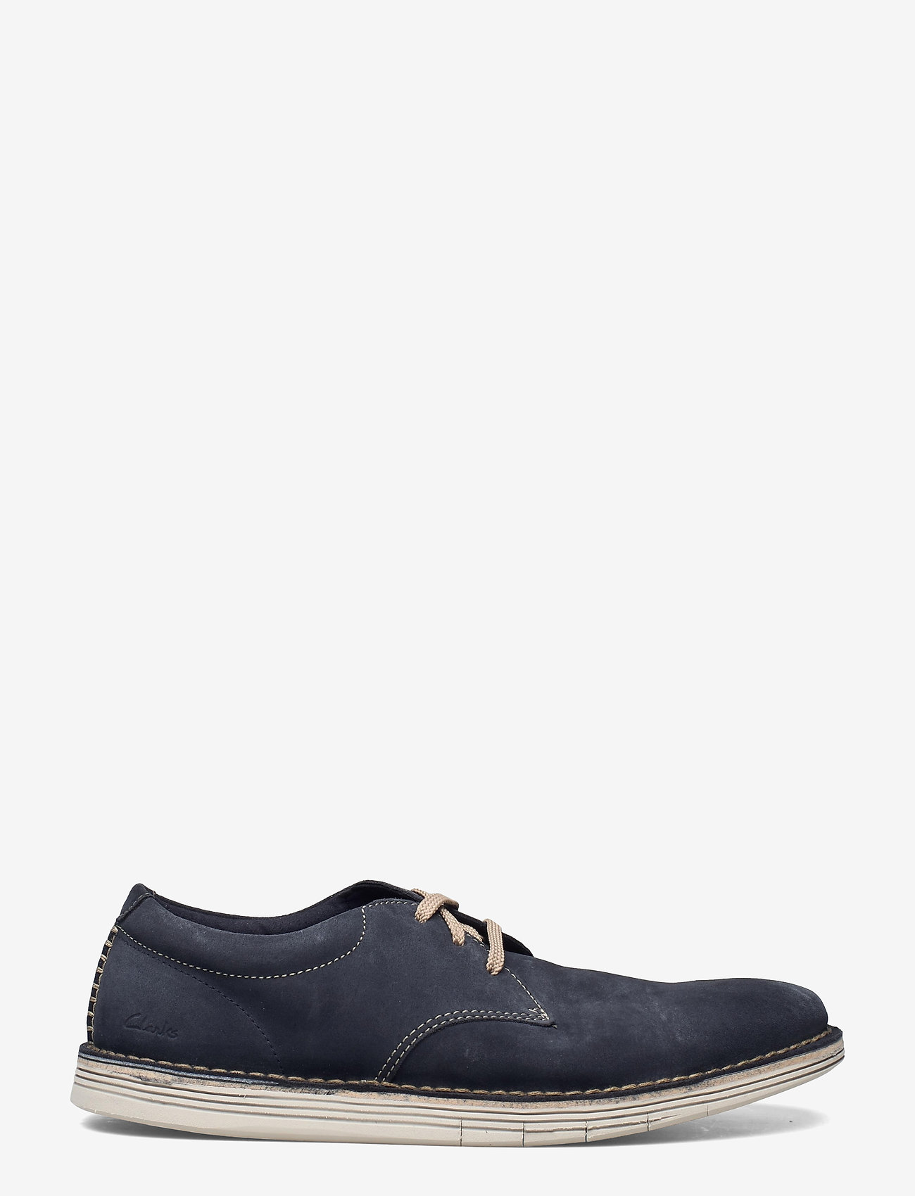 Clarks - Forge Vibe - chaussures lacées - navy - 1