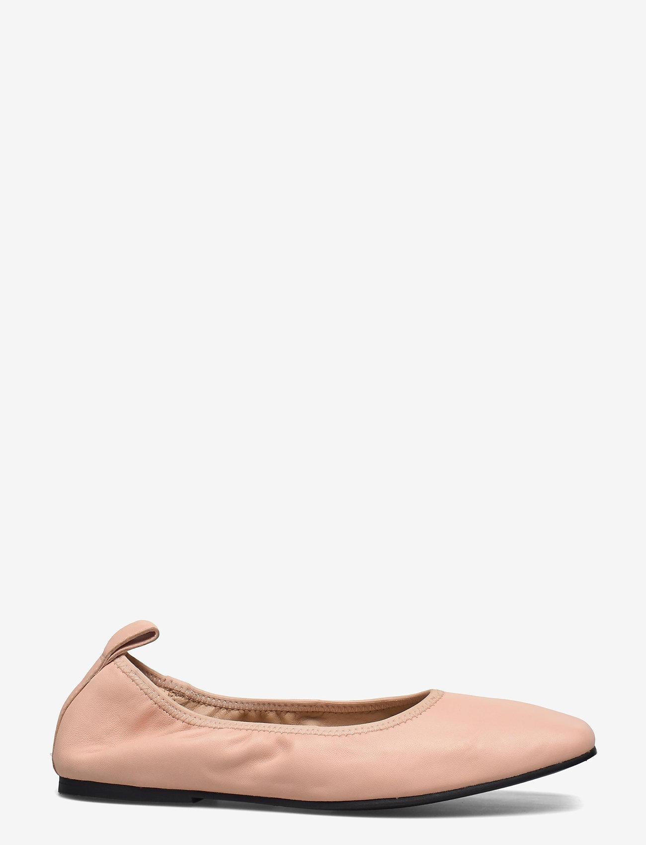 Clarks - Pure Ballet - ballerinas - light pink lea - 1