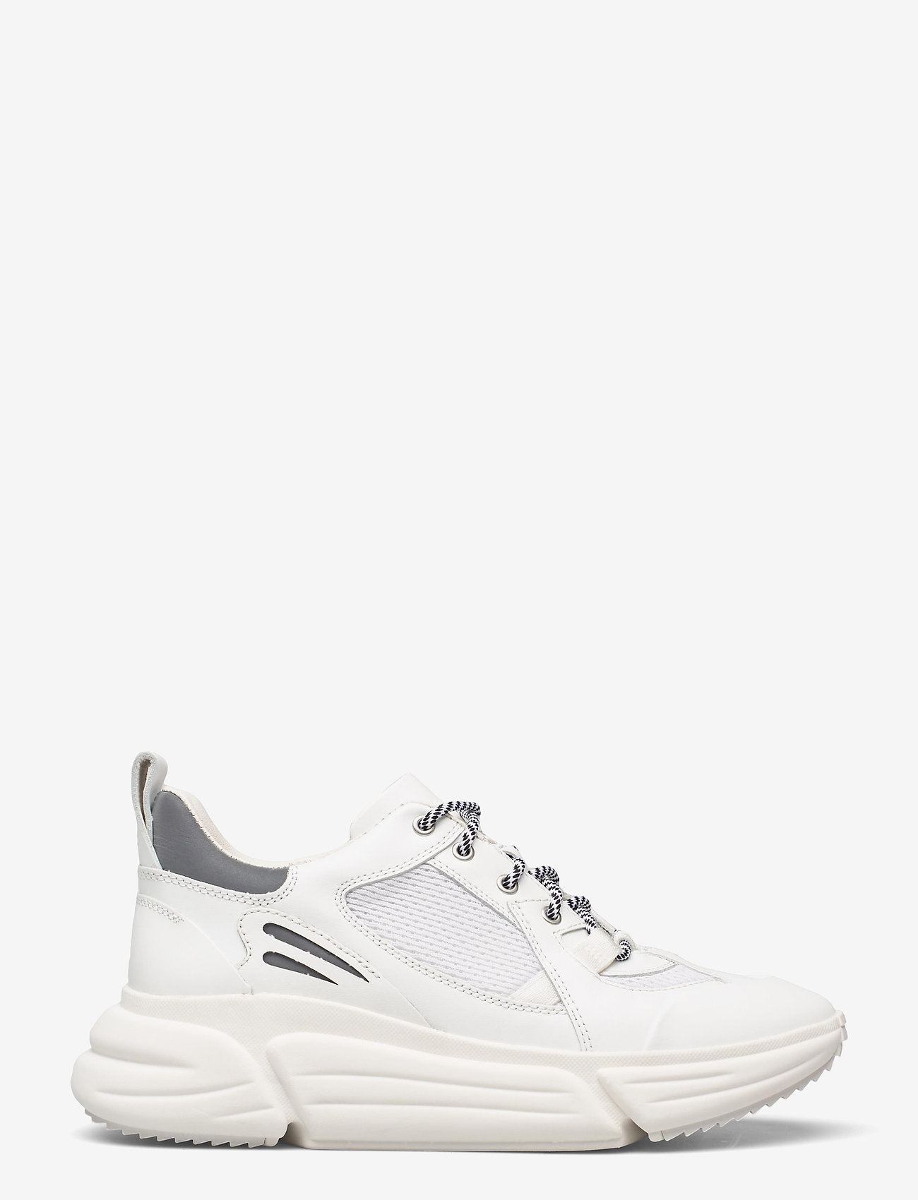 Clarks - TriComet Lace - chunky sneakers - white combi - 1