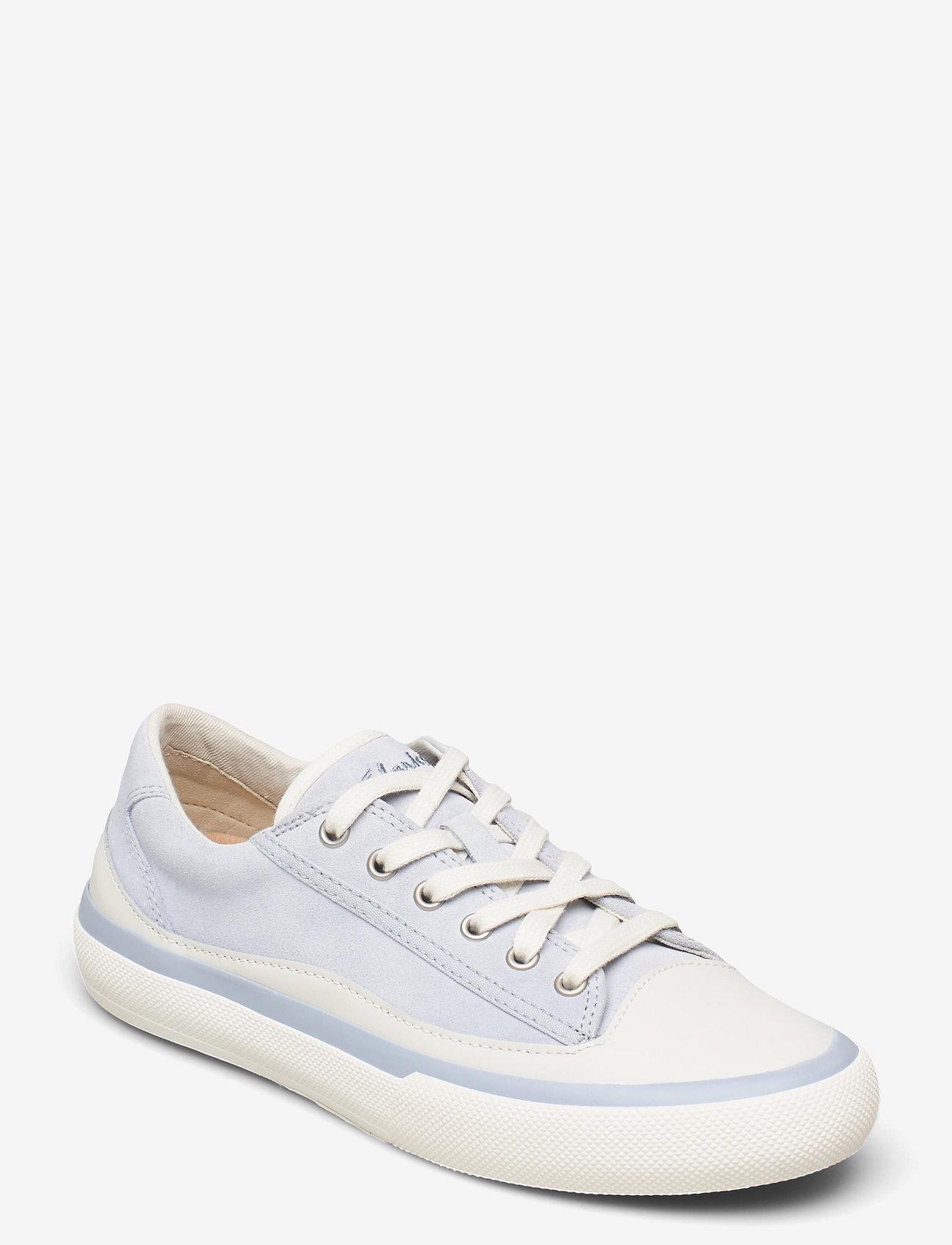 Clarks - Aceley Lace - låga sneakers - pale blue - 0
