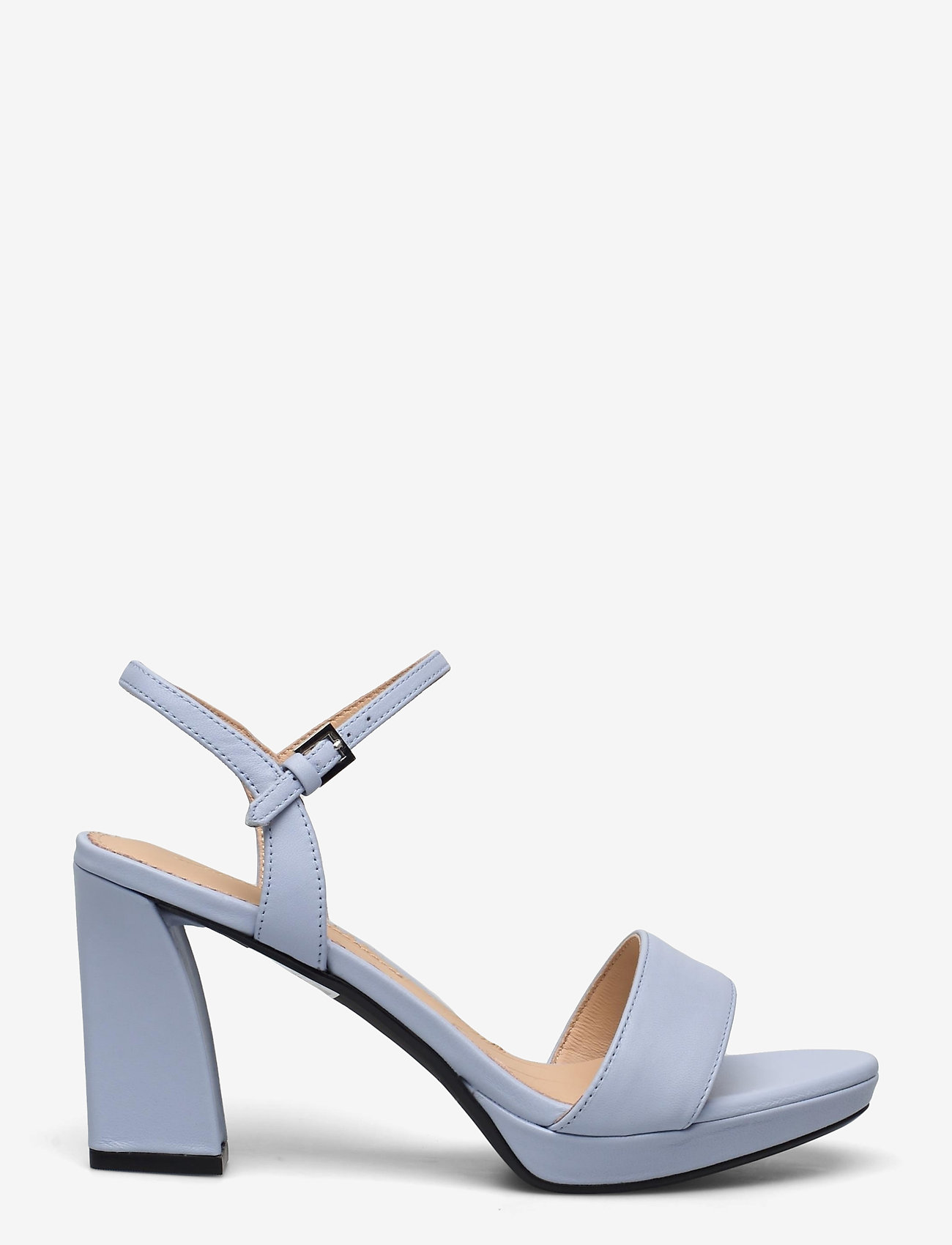 Clarks - Vista Strap - högklackade sandaler - pale blue lea - 1