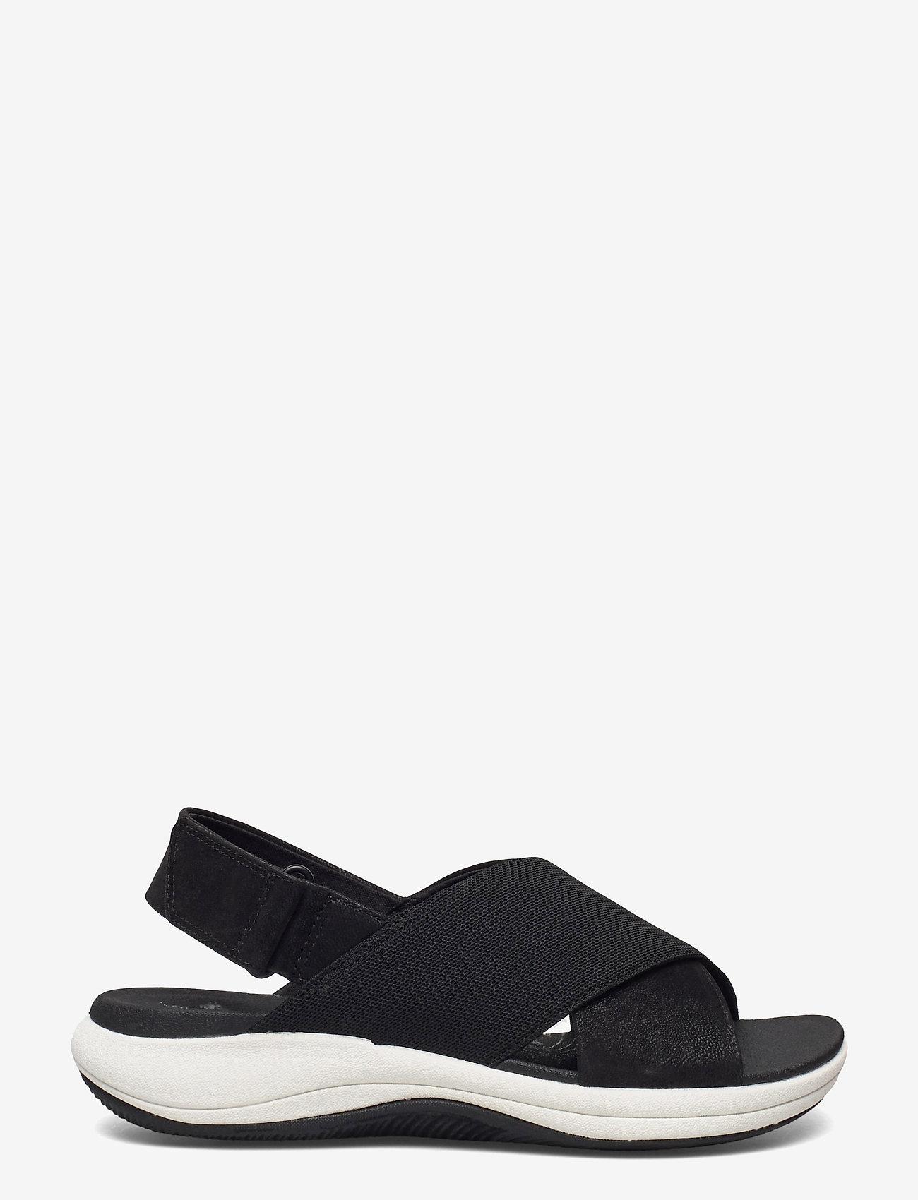 Clarks - Mira Sand - platta sandaler - black - 1