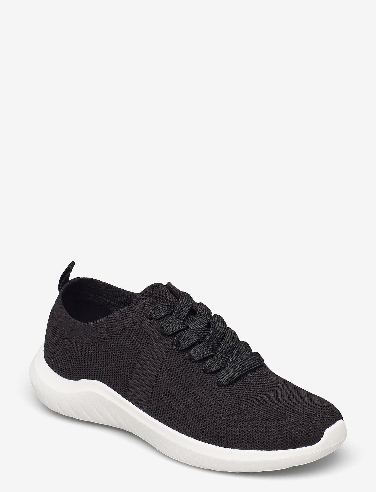 Clarks - Nova Glint - låga sneakers - black - 0