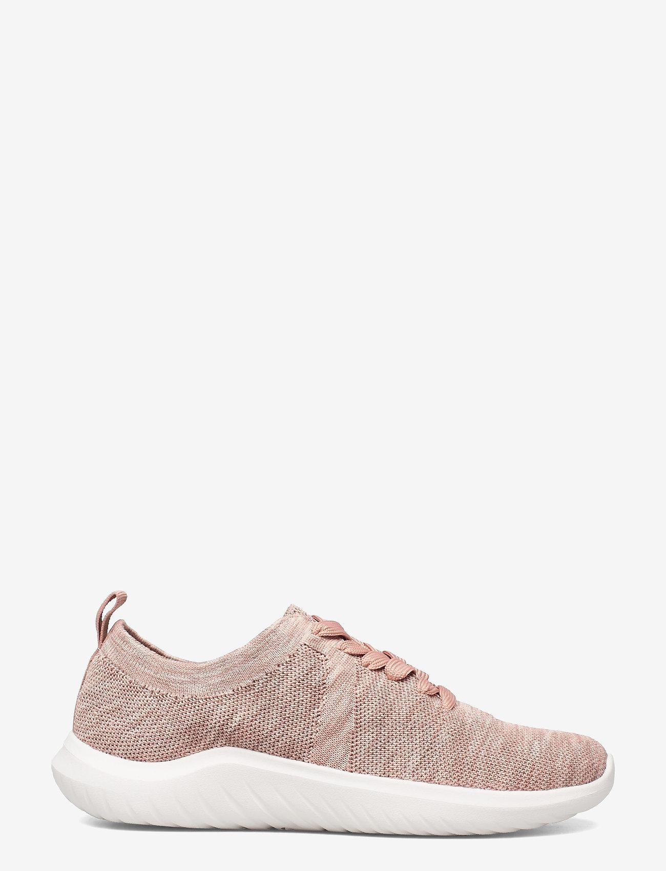 Clarks - Nova Glint - låga sneakers - light pink - 1
