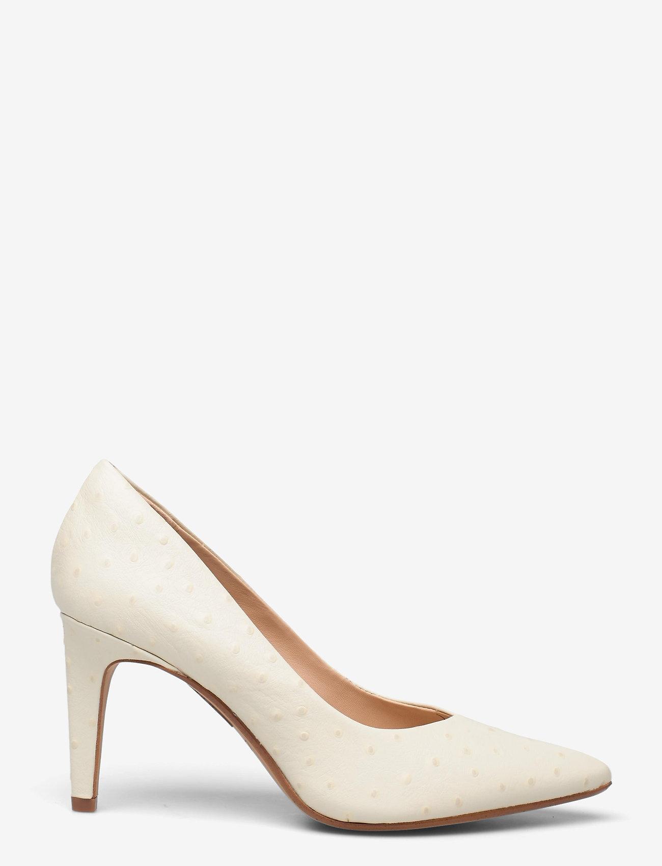 Clarks - Genoa85 Court - escarpins classiques - white interest - 1