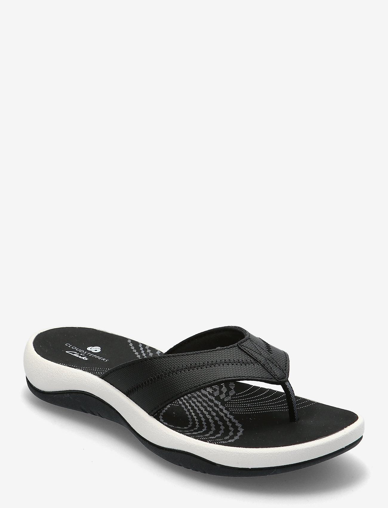 Clarks - Sunni Surf - platta sandaler - black - 0