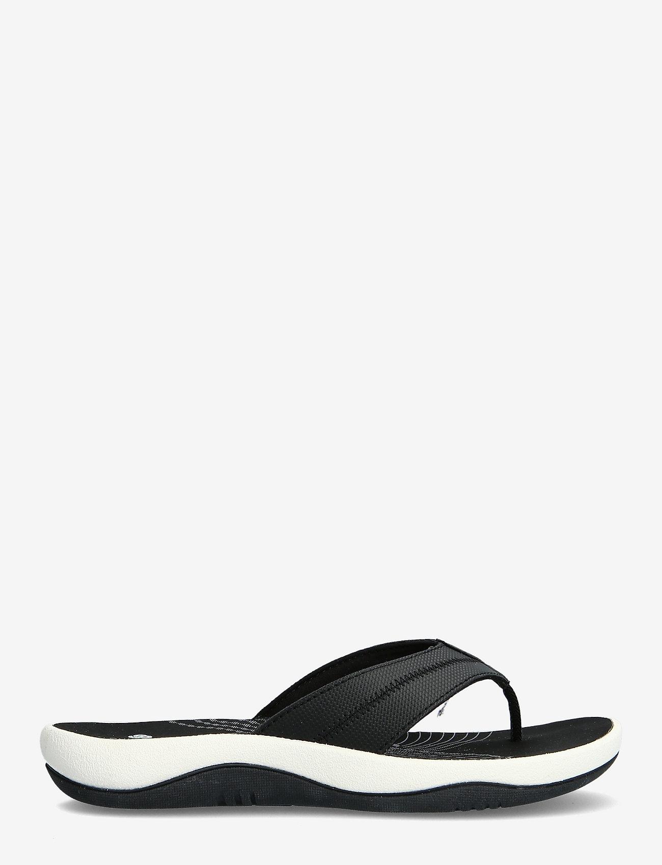 Clarks - Sunni Surf - platta sandaler - black - 1