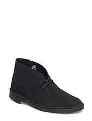 Desert Boot - BLACK