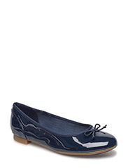 Couture Bloom - NAVY PATENT