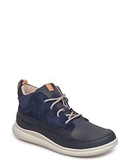 Cloud Air Inf - NAVY LEATHER