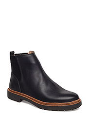 Trace Fall - BLACK LEATHER