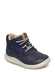 Cloud Air Fst - NAVY LEATHER