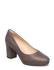 Kelda Hope - Taupe Leather