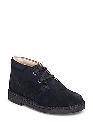Desert Boot.. - BLACK SDE