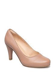 Dalia Rose - Nude Leather
