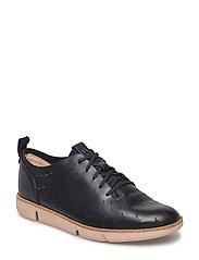 Tri Etch - Black Leather