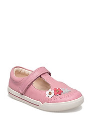 Mini Blossom - Baby Pink Leather