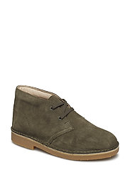 Desert Boot.. - OLIVE SUEDE