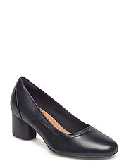 Un Cosmo Step - BLACK LEATHER
