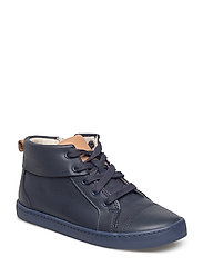 City Jungle - NAVY COMBI LEA