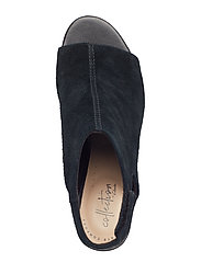 Clarks - Deva Bell - högklackade sandaler - black - 3