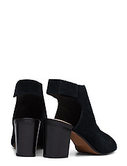 Clarks - Deva Bell - högklackade sandaler - black - 4