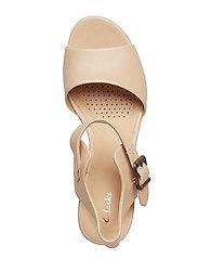 d7f8aa63c259 Maritsa Janna (Nude Leather) (130 €) - Clarks -