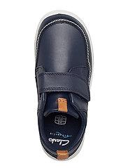 a1adaaddf4406 Cloud Ember T (Navy Leather) (35.97 €) - Clarks - | Boozt.com