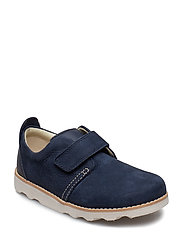 Crown Park T - NAVY LEATHER