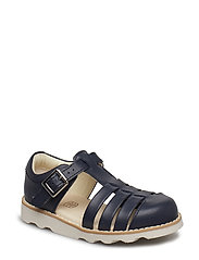 Crown Stem T - NAVY LEATHER