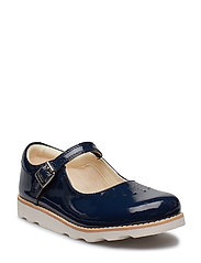 Crown Jump K - NAVY PATENT