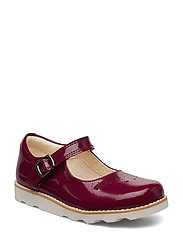 Crown Jump T - PLUM PATENT