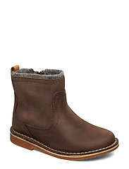 Comet Frost T - BROWN LEATHER