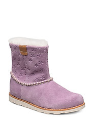 Crown Piper T - LILAC SUEDE