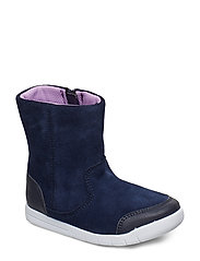 Emery Rise T - NAVY SUEDE