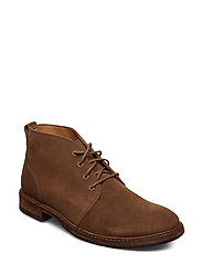 Clarkdale Base - TAUPE SUEDE