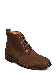 Clarkdale Hill - TAUPE SUEDE
