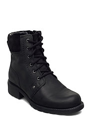 Orinoco Up GTX - BLACK LEATHER