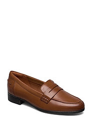 Hamble Loafer - TAN LEATHER