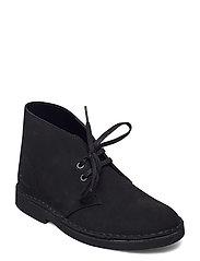 Desert Boot 2 - BLACK SDE