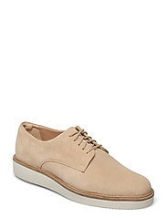 Baille Stitch - TAUPE SUEDE