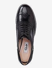 Clarks - Hamble Oak - chaussures à lacets - black leather - 2