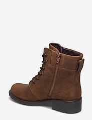 Clarks - Orinoco Spice - flade ankelstøvler - brown snuff - 2